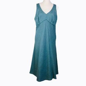 LOFT Sleeveless  Halter Dress
